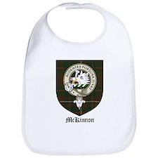 McKinnon Clan Crest Tartan Bib