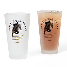 GetOverIt Drinking Glass