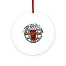 new logo Round Ornament