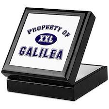Property of galilea Keepsake Box