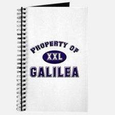Property of galilea Journal