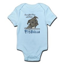 Real Girls Rescue Pitbulls Body Suit