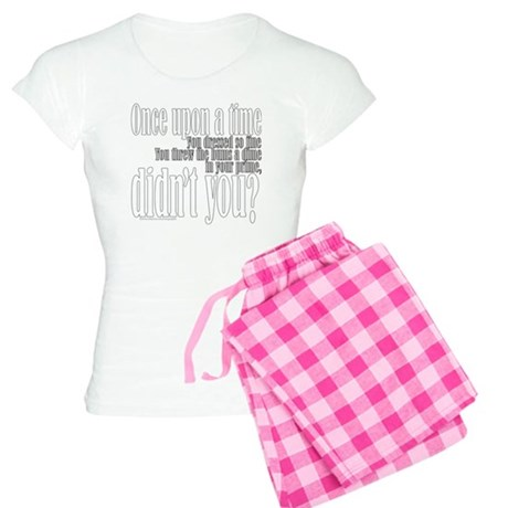 Once Upon a Time Women's Light Pajamas