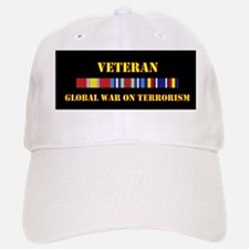 war-on-terrorism-veteran Baseball Baseball Cap