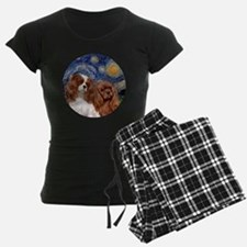 J-ORN-Starry-Two Cavaliers-B Pajamas