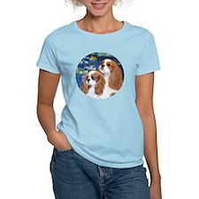 J-ORN-Lilies5-Cavaliers-2BL T-Shirt