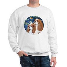 J-ORN-Lilies5-Cavaliers-2BL Sweatshirt
