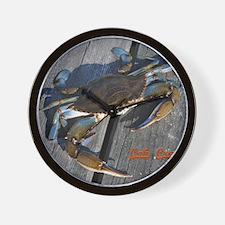 OOhCrab! Wall Clock