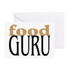 Food Guru Greeting Cards (Pk of 10)