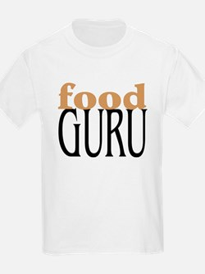 Food Guru Kids T-Shirt