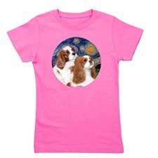 J-ORN-Cavaliers-Two BL Girl's Tee