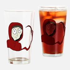 wilderness_will2 Drinking Glass