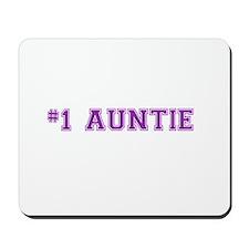 #1 Auntie Mousepad