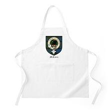 McLaren Clan Crest Tartan BBQ Apron