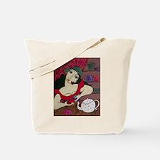 Tea Leaf Reader Tote Bag
