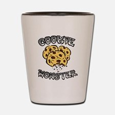 Cookie Monster Shot Glass