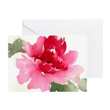redpeony Greeting Card