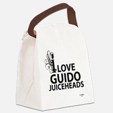 juiceheads Canvas Lunch Bag