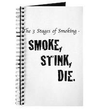 Unique Anti smoking Journal