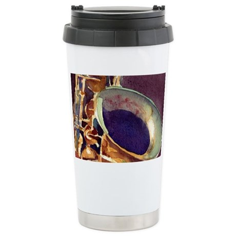 sax Stainless Steel Travel Mug