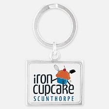IC_Scunthorpe_logo Landscape Keychain