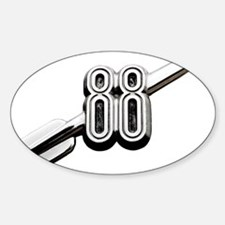 auto-oldsmobile-88-001b Decal
