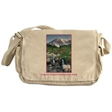 Rainier Messenger Bag
