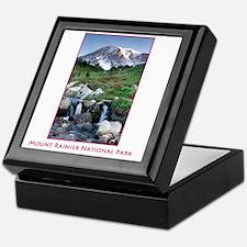 Rainier Keepsake Box