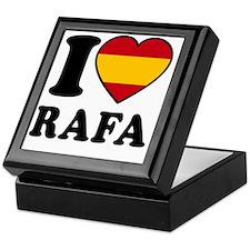 Rafa Flag Keepsake Box
