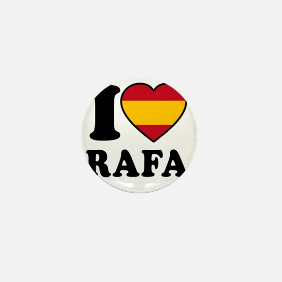 Rafa Flag Mini Button