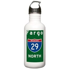 Fargo 29 Sports Water Bottle