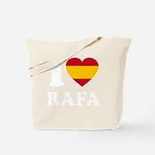 Rafa Flag -dk Tote Bag