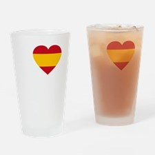 Rafa Flag -dk Drinking Glass