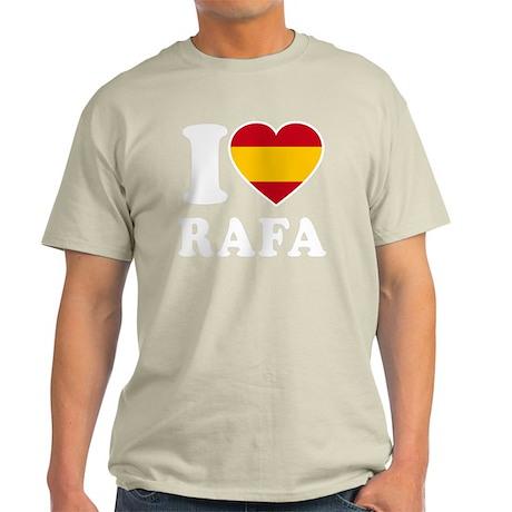 Rafa Flag -dk Light T-Shirt