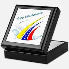 Free Venezuela Final Keepsake Box