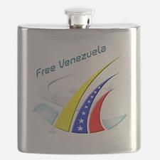 Free Venezuela Final Flask