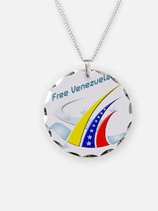 Free Venezuela Final Necklace