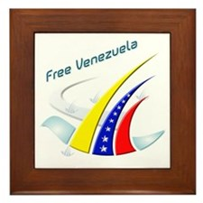 Free Venezuela Final Framed Tile