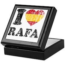 Rafa Faded Flag Keepsake Box