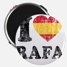 Rafa Faded Flag Magnet