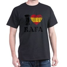 Rafa Faded Flag T-Shirt