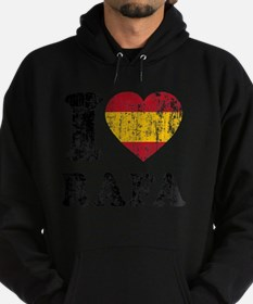 Rafa Faded Flag Hoodie (dark)