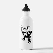 krampustransp-lowered Water Bottle