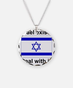 israelexists1 Necklace