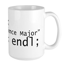 compSci_major01-1 Mug