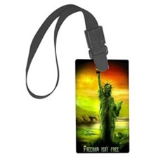FREEDOM ISNT FREE Luggage Tag