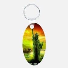 FREEDOM ISNT FREE Keychains