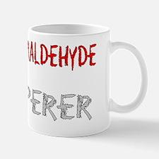 The formaldehyde whisperer Mug