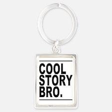 coolsstorybro3 Portrait Keychain