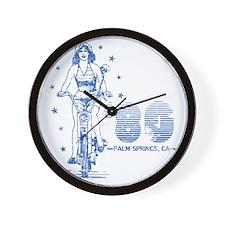 80palmsprings05 Wall Clock
